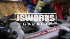 Jsworks Garage Logo