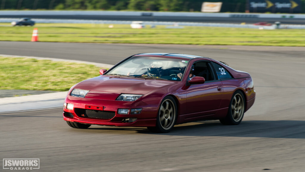 The Jsworks Garage Z32 300ZX Twin Turbo Track Build.